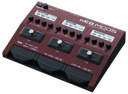 Zoom B3n Bass Multi Effects Pedal