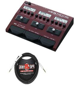 Zoom B3N Multi-Effects Processor for Bassists Free Guitar Ca