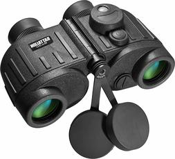 BARSKA 8x30 WP Battalion Binocular with Internal Rangefinder