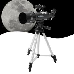 Beginners Refractor Astronomical Telescope Optical Prism Wit