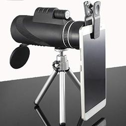 Beileshi 16 x 52 Dual Focus Monocular Spotting Telescope Zoo
