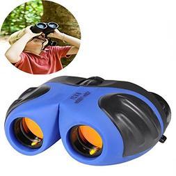 Best-Sun 8x21 Outdoor Binoculars for Kids, Folding Spotting