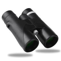 ACRATO Binocular Compact Binoculars Telescope BAK 4 Prism 10
