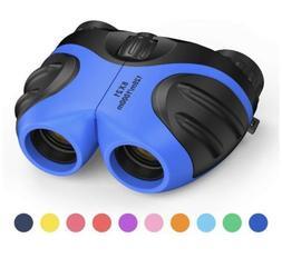 Binocular for Kids, Compact High Resolution Shockproof 8X
