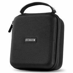 Binocular Nikon Case Hard Travel Bag Semi Waterproof Durable