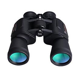 Binocular 10X50 Professional High Power Wide Angle Binocular