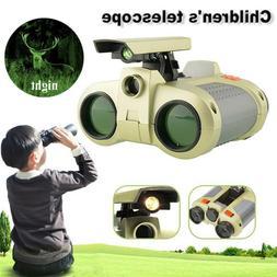 Binocular Telescope Night Vision Scope 4x30mm  Green Film Fo