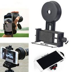 Binocular Universal Cell Phone Camera Adapter for Mount Spot