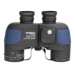 Binoculars 7X50 Marine Military Waterproof With Rangefinder