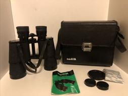 Nikon Binoculars 7x50 7.3 With Case Nice Shape!!!