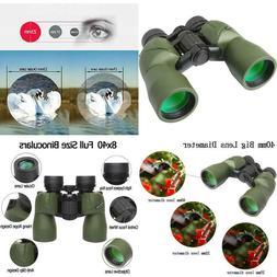 binoculars 8x40 roof prism binoculars for s