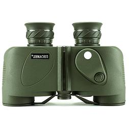 USCAMEL 8x30 Binoculars for Adults - Marine Optics Spotting
