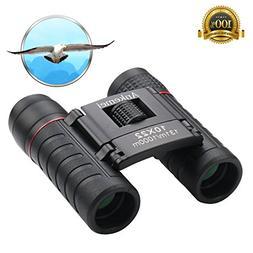 Binoculars For Kids10x22High-Resolution Rubber Grip shock pr