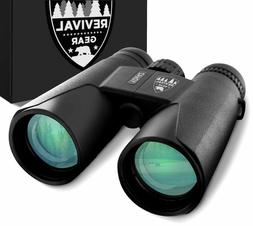 Binoculars for Adults: Best Small Compact Powerful 10X42 Vis