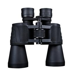 USCAMEL Binoculars Compact 10x50 for Adults, Waterproof for