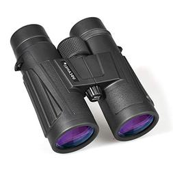 USCAMEL ED Binoculars for Adults Compact, 10X42 HD Professio