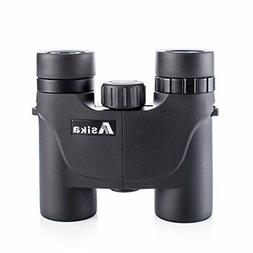 Binoculars, Asika Optics Compact Bird Watching telescope 8X