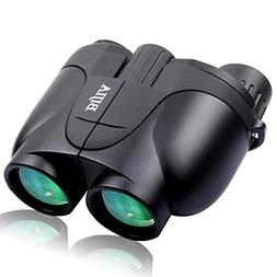 ISSIKI JAPAN 10x25 Binoculars,Compact Design, Clear Optical