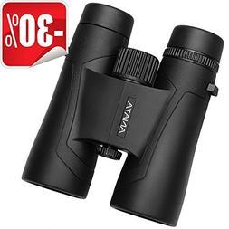 HD Binoculars for Adults Bird Watching Hiking Boating Concer