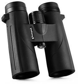 10X 42 HD Binoculars for Adults Bird Watching Hunting Hiking