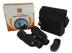 BINOCULARS 10 X 50 w/ Carrying Case Sporting Hunting Hiking