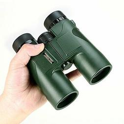 USCAMEL Binoculars Compact for Bird Watching, 10x42 Military