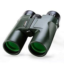 USCAMEL Binoculars Compact for Bird Watching, 10x42 Military