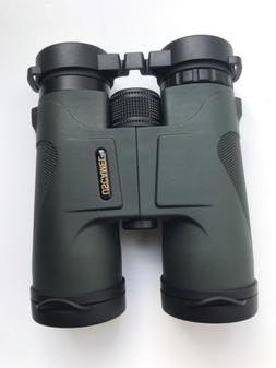 binoculars compact for bird watching 10x42 military