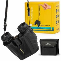 Binoculars For Adults Compact And High Powered – 10X25 Bes