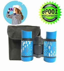 Binoculars for Kids Gift, Compact Design 4x30 Perfect for Bi