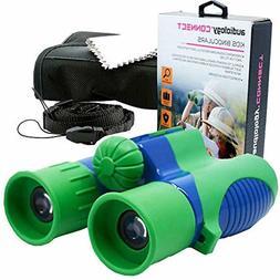 Binoculars for Kids High Resolution 8x21, Kids Binoculars, C