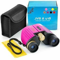binoculars for kids high resolution shockproof 8x22
