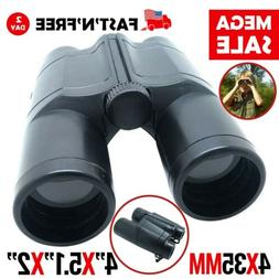 Binoculars Kids Bird Watching Compact Small Birding Mini Tra