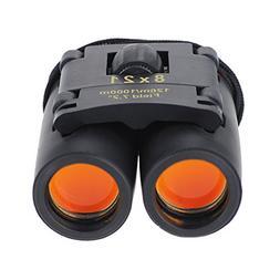 Pictek Small Binoculars 8x21 Optical Telescope Compact Binoc