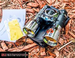 16X42 Binoculars  Ruby Coated Lens Boating/Yachting Sports B
