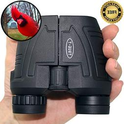 Best Binoculars for Adults & Teens, High Power Low Price, Fr