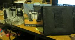 Binoculars   UV Coated  w/Protective Nylon Carrying Pouch