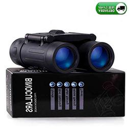 Merytes Binoculars with Portable High Definition Blue Film D
