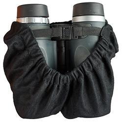 BinoSlicker - Waterproof, Lightweight, Binocular Cover with