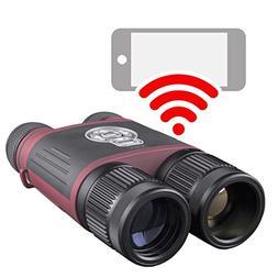 ATN BinoX THD 2.5-25x, 640x480, 50mm, Thermal Binocular w/Vi