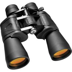 Black Gladiator 8-24x50 Multi-Coated Zoom Binoculars with Ca