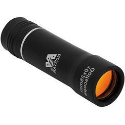 NcStar 10X25 Black Golf Monocular/Blue Lens