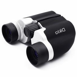 Black Mini Day Night Binoculars 8x21 Zoom Outdoor Travel Fol