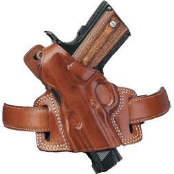 Galco Black High Ride Concealment Holster For S&W N Frame w/