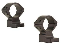 Talley 30mm Browning X-Bolt Low Light Weight Scope Mounts Bl
