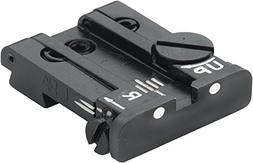 Browning High Power Rear Adjustable Sight Vigilant White Dot