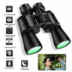60X60 Zoom Day/Night Vision HD Binoculars Outdoor Hunting Tr