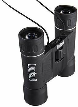Bushnell Powerview 12x25 Compact Folding Roof Prism Binocula