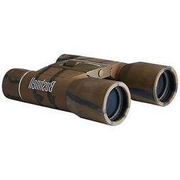 BUSHNELL POWERVIEW 10X25 COMPACT FOLDING ROOF PRISM BINOCULA