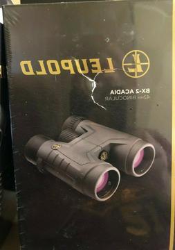 Leupold BX-2 Acadia 10x42mm Binoculars, Shadow Gray
